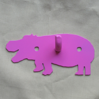 Hippo Wall Hook