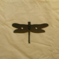 Dragonfly Wall Hook