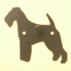Welsh Terrier Wall Hook