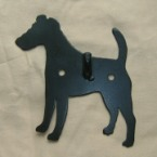 Smooth Fox Terrier Dog Wall Hook
