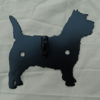 Cairn Terrier Wall Hook