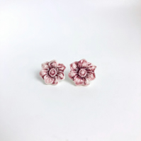 Blossom Porcelain Earrings
