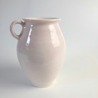 Blush Stems Ceramic Vase