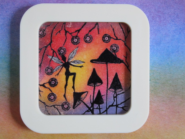 Fairy Fridge Magnet