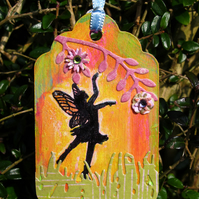 Dancing Fairy Tag