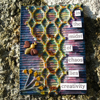 Creativity and Chaos ACEO