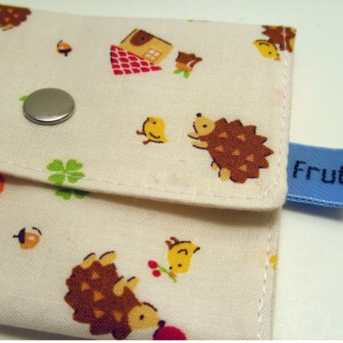 Hedgehogs, Cute Stuff, critters, Coin Purse, Gift Card Holder