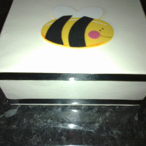 Buzzy Bee Keepsake Box