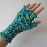 Colourful Wrist Warmers