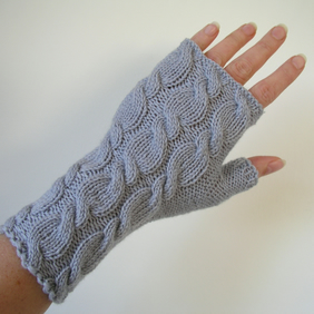 Merino Wool Wrist Warmers