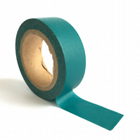 Pantone 3115 Washi Tape Deep Aqua Green 15mm x 10m