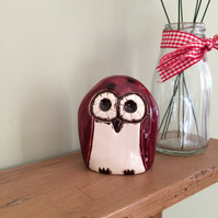 Ceramic Owl Home Decoration