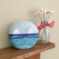 Ceramic 'At Sea' Vase