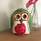 Ceramic Teacher Owl - Thank You