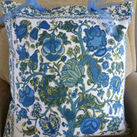 Liberty Tree of Life cushion cover