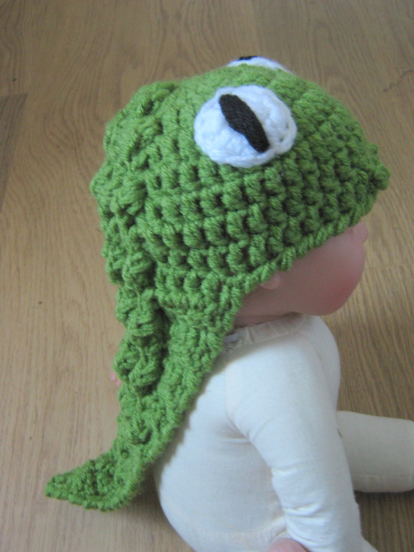 Alligator Crocodile Crochet Baby Hat With Tail Folksy