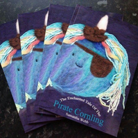 The Enchanted Tale Of The Pirate Cornling - Children's Story Book