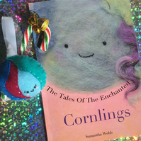 Tales Of The Enchanted Cornlings, Christmas Decoration Pack