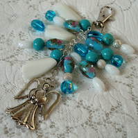 Bag charm – Angel