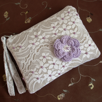 SALE! Lace Purse