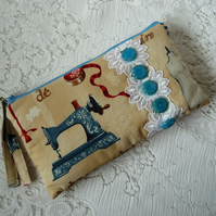 SALE! Sewing purse
