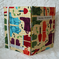 SALE! Garden Notebook