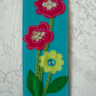 SALE! Bookmark - Flowers