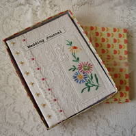Wedding journal with gift box