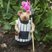 Miss Mouse ooak