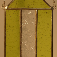 BEACH HUT LIGHT-CATCHER