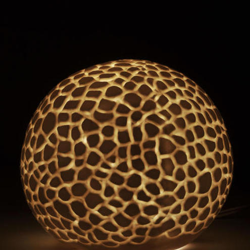 Porcelain Lamp PG