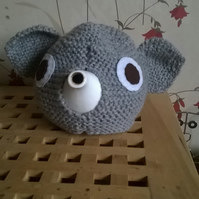 Ellie the elephant tea pot cosy