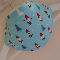Dribble Bib - Cheeky Christmas  Gnomes