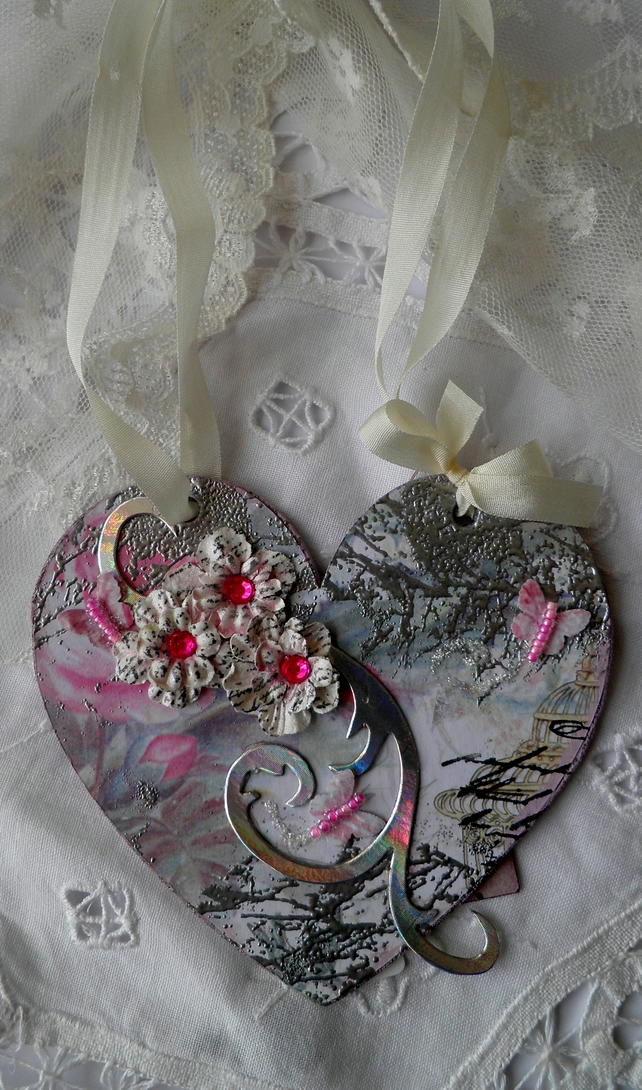 Bridal Heart Keepsake