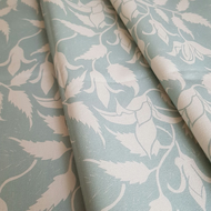 'Alpina' fabric soft green