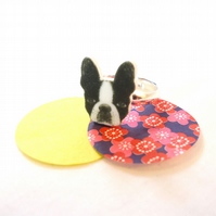 French bull dog ring