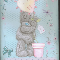 Tatty Ted Get Well Card