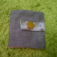 Tea Bag Wallet.