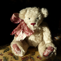 "Traditional 13"" Mohair Teddy Bear"