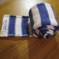 Nautical Stripe Scarf