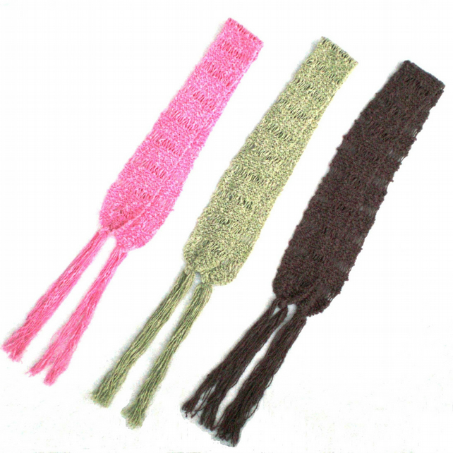 Knitted Cotton Belts