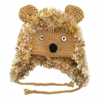 Lennie the Lion Child's Winter Hat, Christmas Gift for Child,