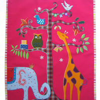 The Birds, Beasts and Tree Christmas Sack