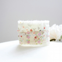 sale : winter garden cuff