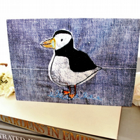puffin card eco