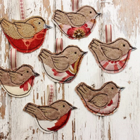eco bird decoration