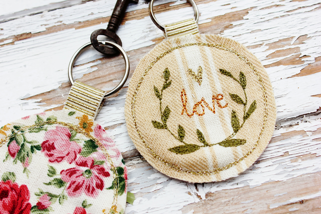 love eco keyring