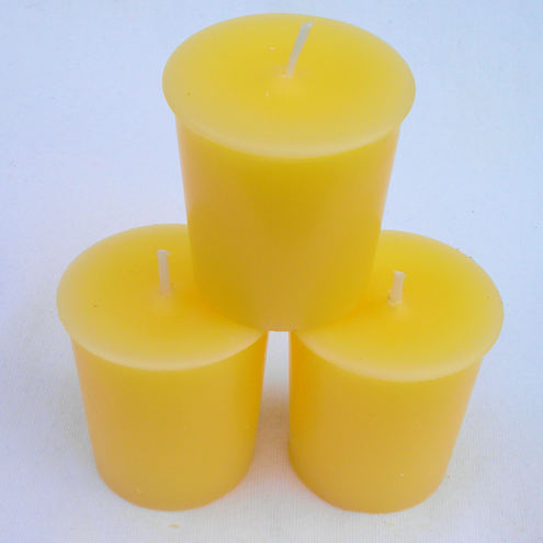 Reduced - Limited Edition - Sunflower scented votive candle
