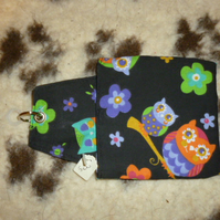 Pet dog treat training bags - or poo bag holders- mixed design