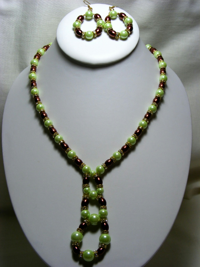 Choc Mint Jewellery Set